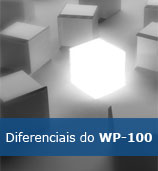 Diferenciais do WP-100